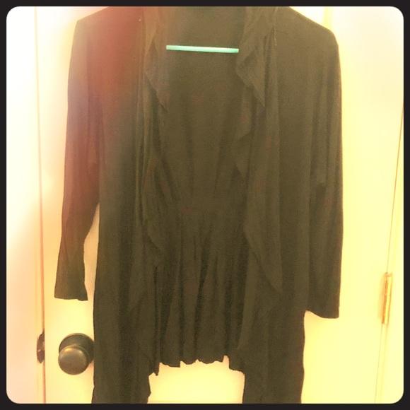 Mossimo Supply Co. Sweaters - Black Mossimo Cardigan